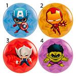 Judge Marvel Mini Team Up