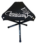 Dynamic Discs Chasin' the Chains Stool Black