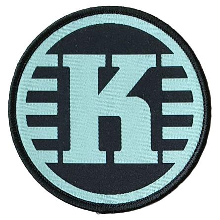 Kastaplast K-Logo Patch