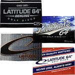Latitude 64 Disc Golf Towel