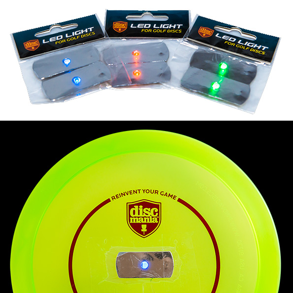 LED-chips Discmania 2-Pack
