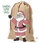 Santas Super Sack
