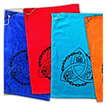 Trilogy Disc Golf Towel
