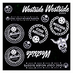Westside Discs Stickers
