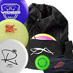 Frisbeegolf Starterkit Deluxe