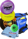 Disc Golf Starterset Super Pro