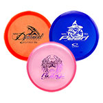 Disc Golf Starter Set Junior Durable