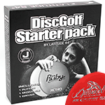Disc Golf Starter Set Retro Junior